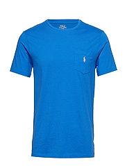 Custom Slim Fit Pocket T-Shirt