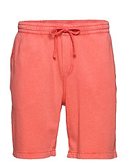 Cotton Spa Terry Short - RACING RED