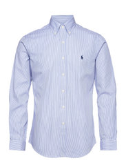 Slim Fit Stretch Cotton Shirt