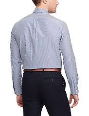 Polo Ralph Lauren - Slim Fit Stretch Cotton Shirt - business shirts - blue/white bengal - 3