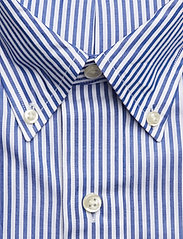 Polo Ralph Lauren - Slim Fit Stretch Cotton Shirt - business shirts - blue/white bengal - 6