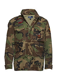 Camo Field Jacket - SURPLUS CAMO