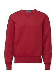 Cotton-Blend-Fleece Pullover