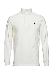 The Iconic Rugby Shirt - DECKWASH WHITE