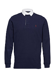 The Iconic Rugby Shirt - FRENCH NAVY/C3924
