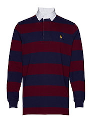 The Iconic Rugby Shirt - FRENCH NAVY/CLASS