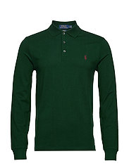 LSKCSLMM4-LONG SLEEVE-KNIT - COLLEGE GREEN