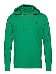 Cotton Jersey Hooded T-Shirt - STEM
