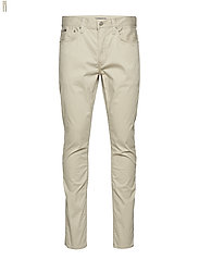 Sullivan-5-Pocket Slim Pant - SURPLUS KHAKI