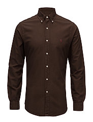 Slim Fit Oxford Shirt