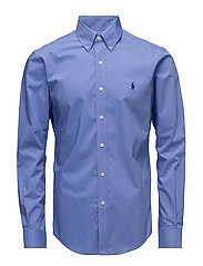 Long Sleeve Shirt - COPEN BLUE