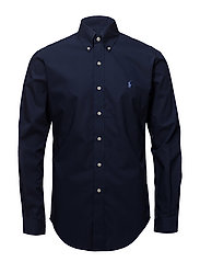 Long Sleeve Shirt - NEWPORT NAVY