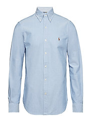 The Iconic Oxford Fun Shirt - BSR BLUE