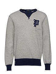 Cotton-Blend-Fleece Sweatshirt - STADIUM PEPPER HE