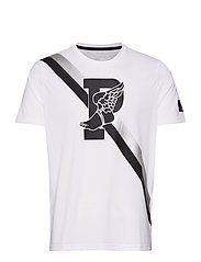 SS CN M3-SHORT SLEEVE-T-SHIRT - PURE WHITE