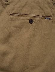 Polo Ralph Lauren - Classic Fit Twill Short - chinos shorts - desert khaki - 4
