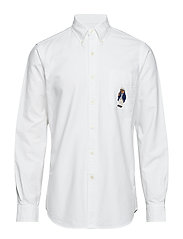 BD PKT SP-LONG SLEEVE-SPORT SHIRT - NEWPORT BEAR