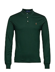 LSKCSLM12-LONG SLEEVE-KNIT - COLLEGE GREEN
