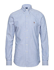 Slim Fit Gingham Oxford Shirt