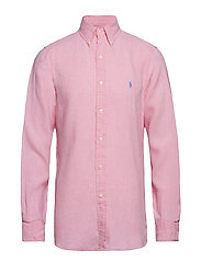 BD PPC SPT-LONG SLEEVE-SPORT SHIRT - HARBOR PINK