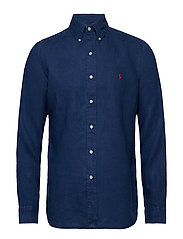 BD PPC SPT-LONG SLEEVE-SPORT SHIRT - HOLIDAY NAVY