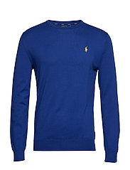 LS SF CN PP-LONG SLEEVE-SWEATER - HERITAGE ROYAL