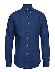 SL BD PPC SP-LONG SLEEVE-SPORT SHIRT - HOLIDAY NAVY