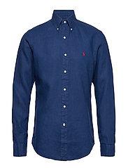 Slim Fit Linen Shirt