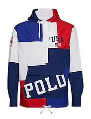 Custom Fit Hooded Popover - 4188 USA COLORBLO