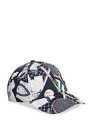 FEATHERWEIGHT MESH-HAT - TENNIS SHIRT PRIN