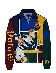 Bayport Graphic Windbreaker - RUGBY GRAIL