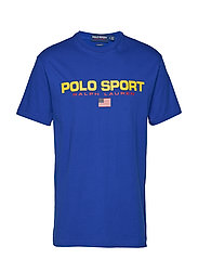 Classic Fit Polo Sport Tee - SAPPHIRE STAR