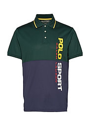 Classic Fit Stretch Polo Shirt