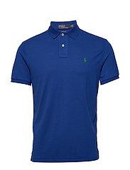 The Earth Polo Shirt - SAPPHIRE STAR