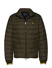 HOLDEN JKT 2-DOWN FILL-JACKET - DARK LODEN