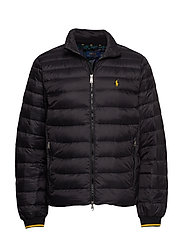 HOLDEN JKT 2-DOWN FILL-JACKET - POLO BLACK