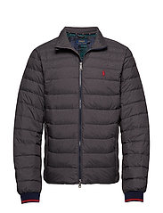 HOLDEN JKT 2-DOWN FILL-JACKET - WINDSOR HEATHER