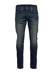 Polo Ralph Lauren SSULLIVAN-5-POCKET-DENIM - TRUMANN STRETCH