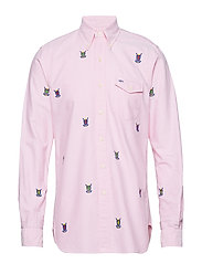 Custom Fit Embroidered Shirt - 4050 NEW ROSE ROW
