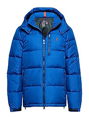 EL CAP JKT-DOWN FILL-JACKET - BLUE SATURN