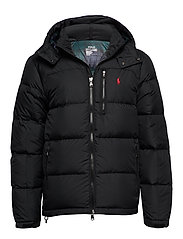 EL CAP JKT-DOWN FILL-JACKET - POLO BLACK