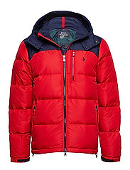 EL CAP JKT-DOWN FILL-JACKET - RL 2000 RED/ CRUI