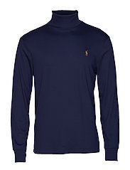 LSTURTLEM1-LONG SLEEVE-KNIT - FRENCH NAVY