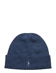 Wool Signature Pony Hat - FEDERAL BLUE HEAT
