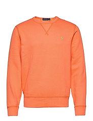 Fleece Crewneck Sweatshirt - CLASSIC PEACH/C53