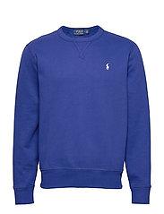Fleece Crewneck Sweatshirt - HERITAGE ROYAL/C1