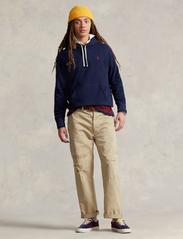Polo Ralph Lauren - Fleece Hoodie - hoodies - cruise navy - 0