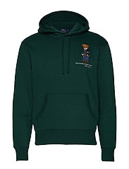 LSPOHOOD M3-LONG SLEEVE-KNIT - COLLEGE GREEN