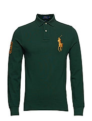 LSKCSLMM2-LONG SLEEVE-KNIT - COLLEGE GREEN