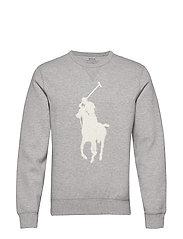 Big Pony Sweatshirt - ANDOVER HEATHER